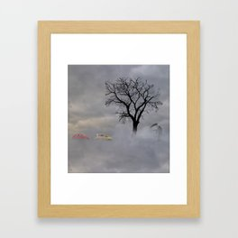 Stop! You are next Framed Art Print