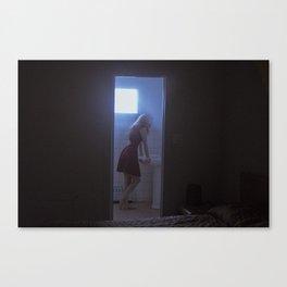 Règne du sommeil 7 Canvas Print