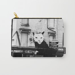 Banksy's rat Carry-All Pouch