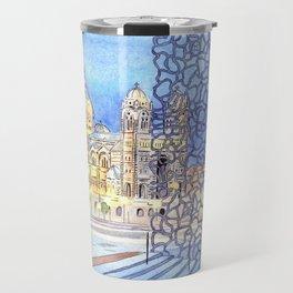 Mucem Marseille Travel Mug