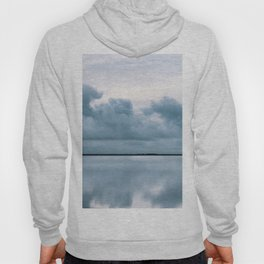 Epic Sky reflection in Iceland - Landscape Photography Hoody
