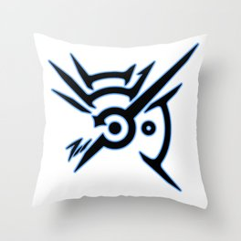 Outsider's Mark (Dishonored) Throw Pillow