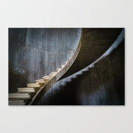 Infinita escalera Canvas Print