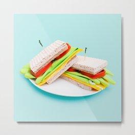 Kitchen Sandwich  Metal Print