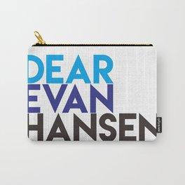 Dear Evan Hansen Carry-All Pouch