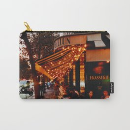 Paris in the evening Carry-All Pouch