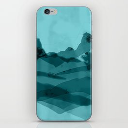 Mountain X 0.1 iPhone Skin