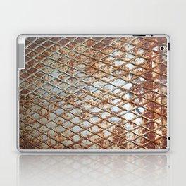 Rusty Grate Laptop & iPad Skin
