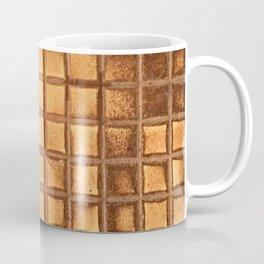 Toaster Waffle Pop Art: Extra Crispy, No Syrup Coffee Mug