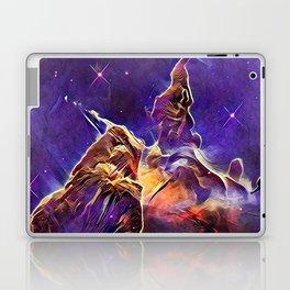 ALTERED Hubble Mystic Mountain- Carina Nebula Laptop & iPad Skin