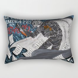 The Phantom of the Paradise Rectangular Pillow