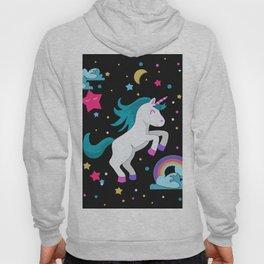 Unicorn in the night Hoody