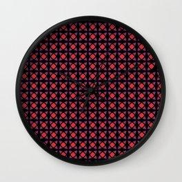Mandala Design Wall Clock