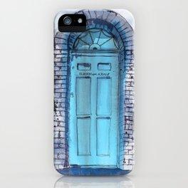 Secret Doors | Eleven and a half iPhone Case