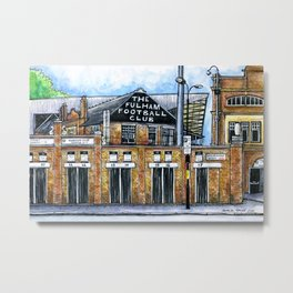 Fulham Football Club Metal Print