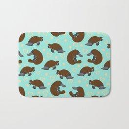 Platypus Love Bath Mat