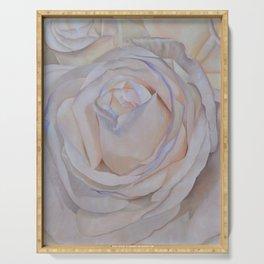 Blushing Hearts by Teresa Thompson Serving Tray