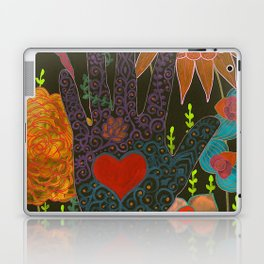 To Have Your Heart In My Hand Laptop & iPad Skin