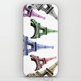 Eiffel Tower Paris iPhone Skin