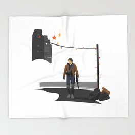 The Division Agent Throw Blanket