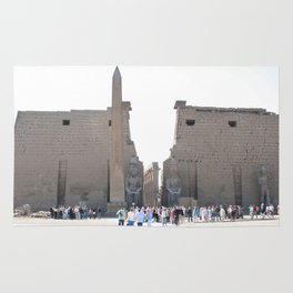 Temple of Luxor, no. 10 Rug