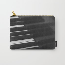 Old grand piano Carry-All Pouch