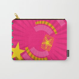 Funny Texture Carry-All Pouch