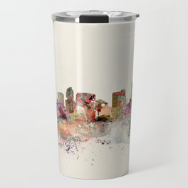 san diego skyline Travel Mug