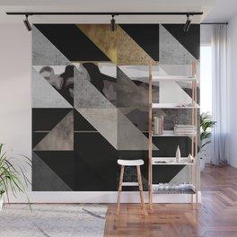 u2's the joshua tree triangles Wall Mural
