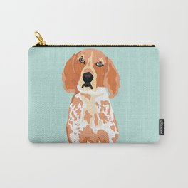 George Sitting Carry-All Pouch
