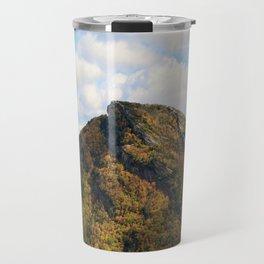 Hawks Bill * Linville Gorge * right B4 the fire Travel Mug
