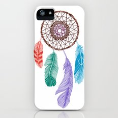 Dream Catcher Multi iPhone (5, 5s) Slim Case