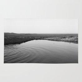 The Pool & Horizon Rug