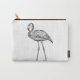 brightness's flamingo. Carry-All Pouch