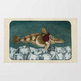 The Ice Fish Cometh Rug