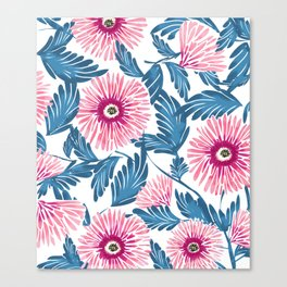 Gerbera Bloom Canvas Print
