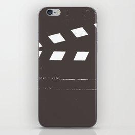 Take 1 iPhone Skin