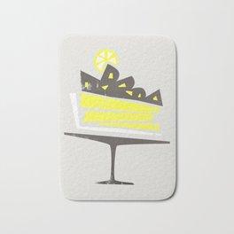 Lemon Pie Bath Mat