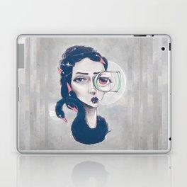Rare Royal through the looking glass Laptop & iPad Skin