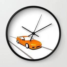 S15 Wall Clock