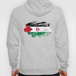 Western Sahara Flag Tshirt Hoody