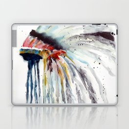 Indian Headress Laptop & iPad Skin