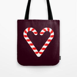 Candy Cane! Tote Bag