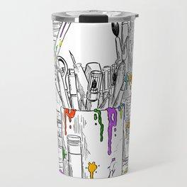 Artist - Künstler Travel Mug