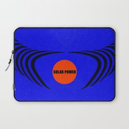 Solar power Laptop Sleeve