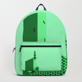 [INDEPENDENT] ASSUNA MOSQUE - JEAN FRANÇOIS ZEVACO Backpack