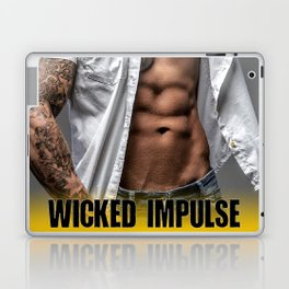 Wicked Impuse by Chelle Bliss Laptop & iPad Skin