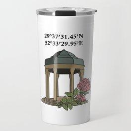 Tomb of Hafiz Travel Mug