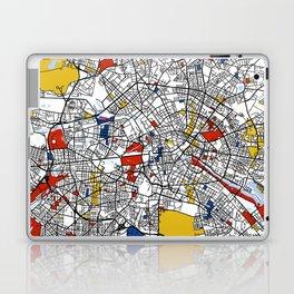 Berlin mondrian Laptop & iPad Skin