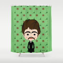 Frida Mccartney Shower Curtain